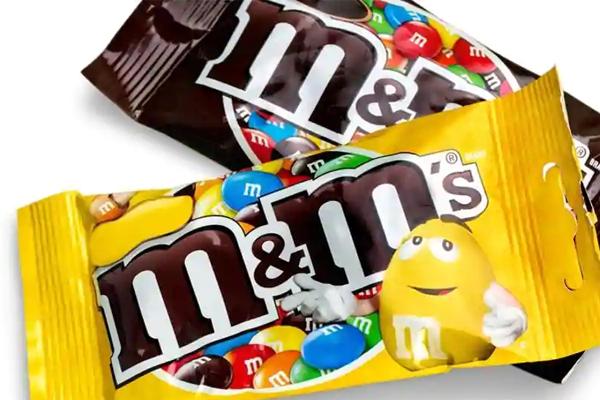 M&M para festas