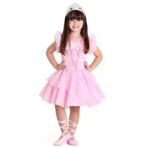 Fantasia da Barbie bailarina
