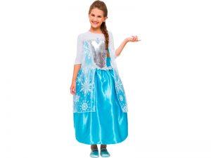 Fantasia Frozen elsa luxo
