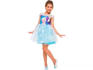 Fantasia frozen elsa personagem