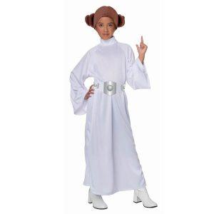 Fantasia Infantil da Princesa Leia Rubies