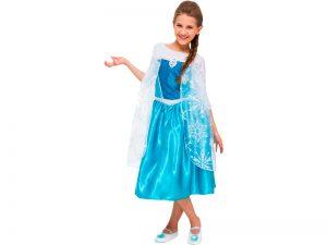 Fantasia Frozen elsa classica
